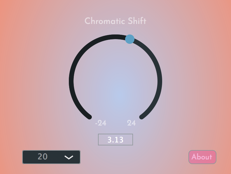 chromatic shifter plugin