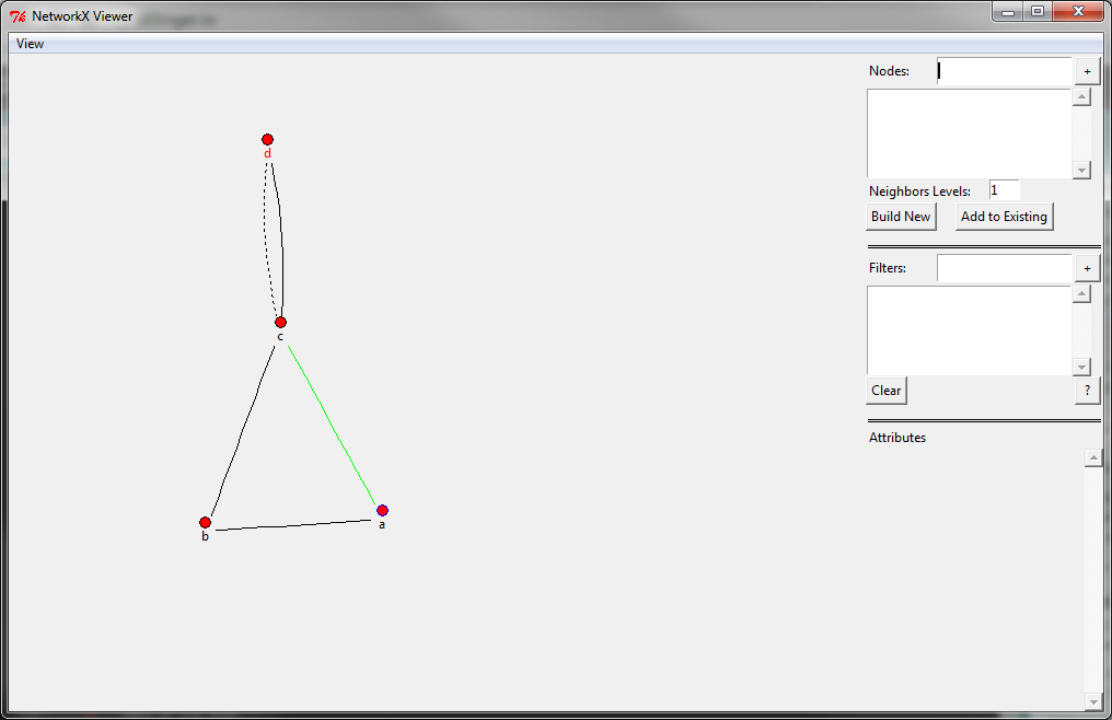 networkx_viewer by jsexauer