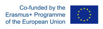 Cofunded by the Erasmus+ programme of the European union