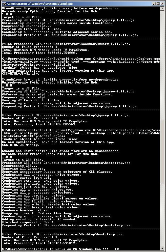css-html-js-minify · PyPI