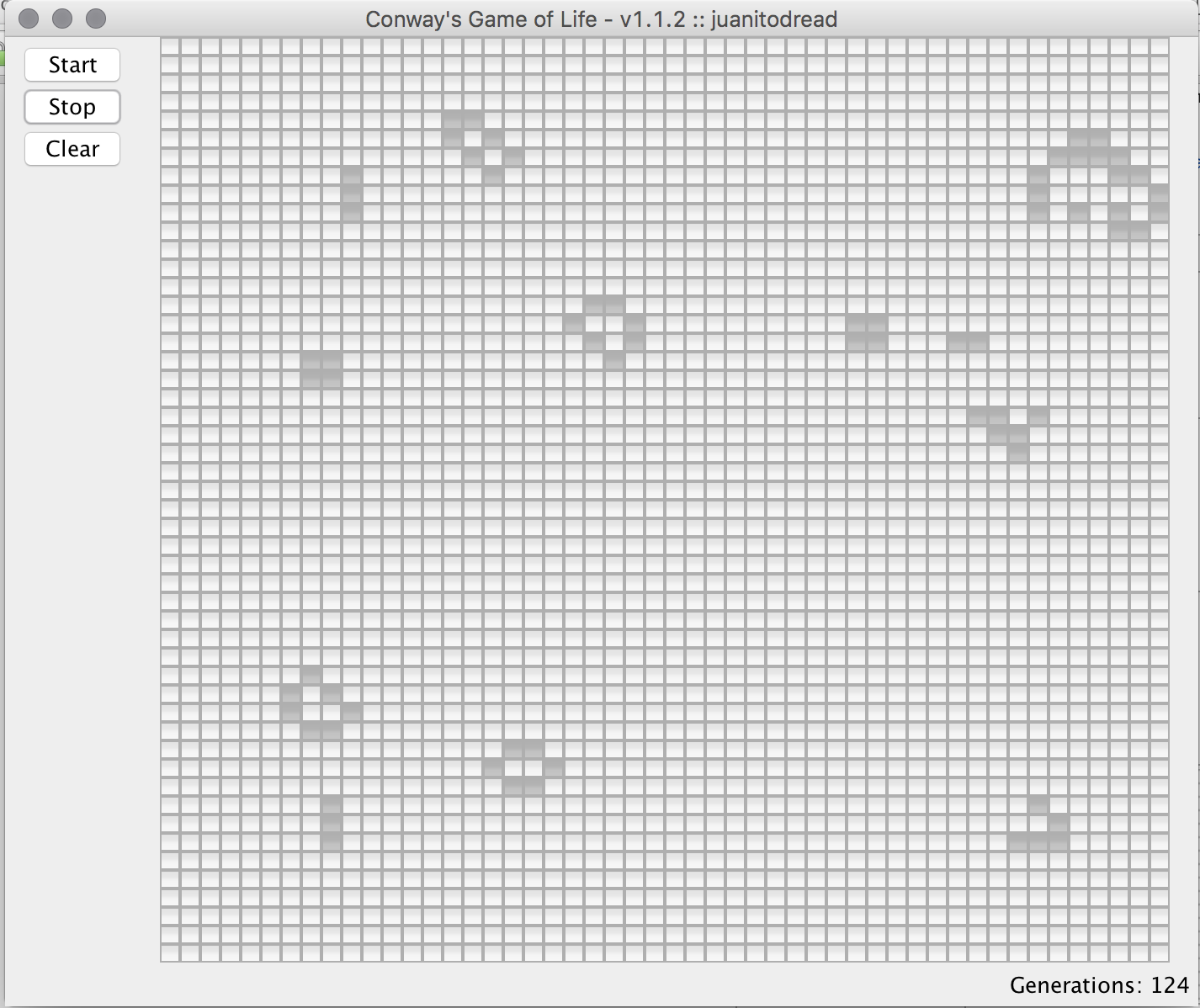 Conway's Game Of Life Patterns Simple Inspiration Ideas