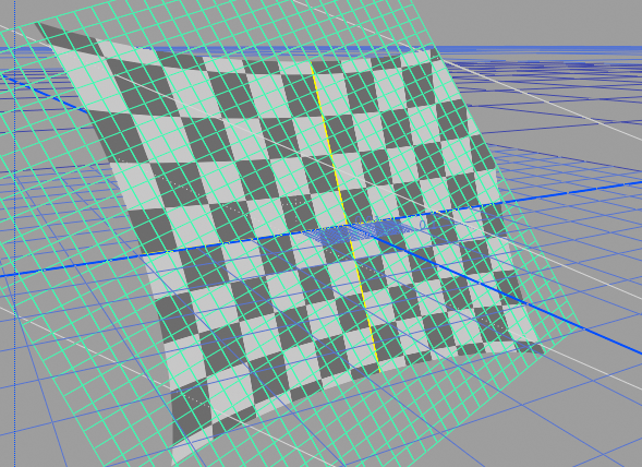 SyUV undistortion in the viewport