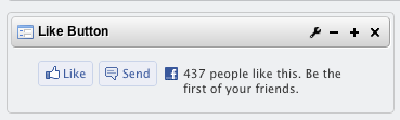 Facebook Like Button in a Liferay portlet