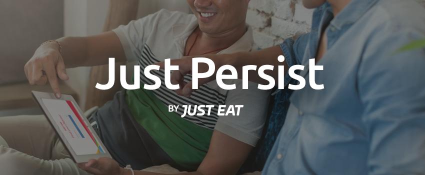 JustPersist Banner