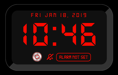ScreenShot for Alarm Not Set