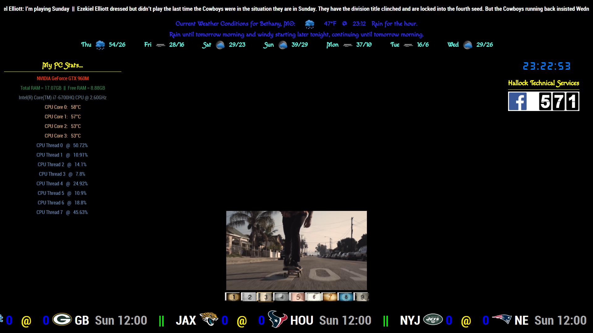 ScreenShot of button #3