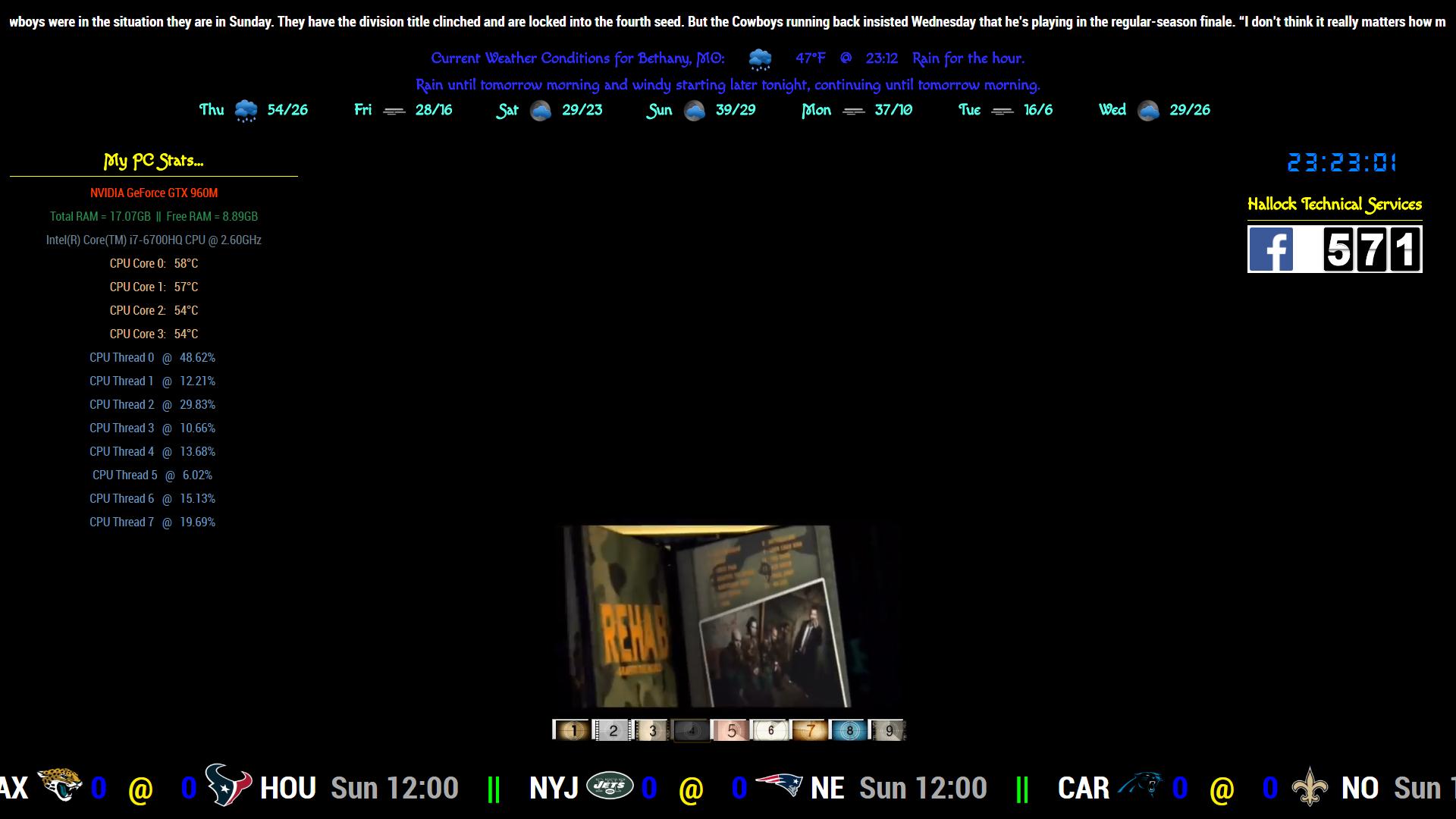 ScreenShot of button #4