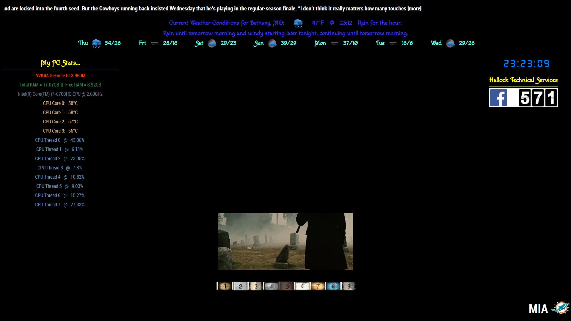 ScreenShot of button #5