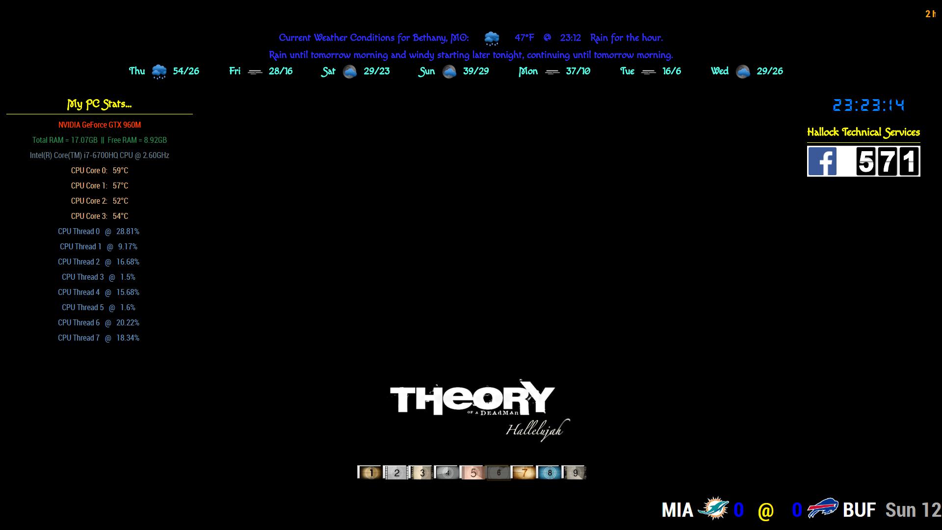 ScreenShot of button #2