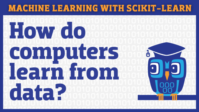 Introduction to machine learning with scikit-learn