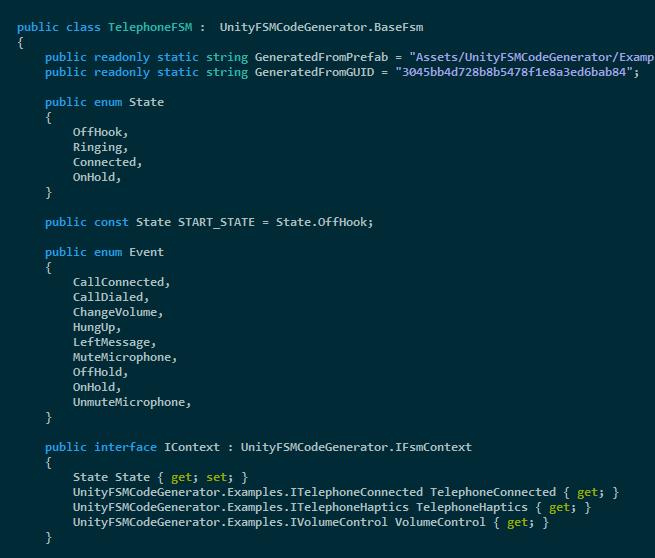 C# code