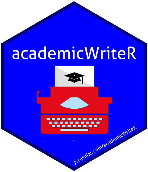 Helper Functions for Academic Writing and Organization • academicWriteR