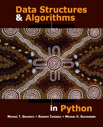 Data Structures and Algorithms in Python (hardcover)