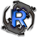 KomodoR logo