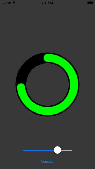 GitHub - kaandedeoglu/KDCircularProgress: A circular