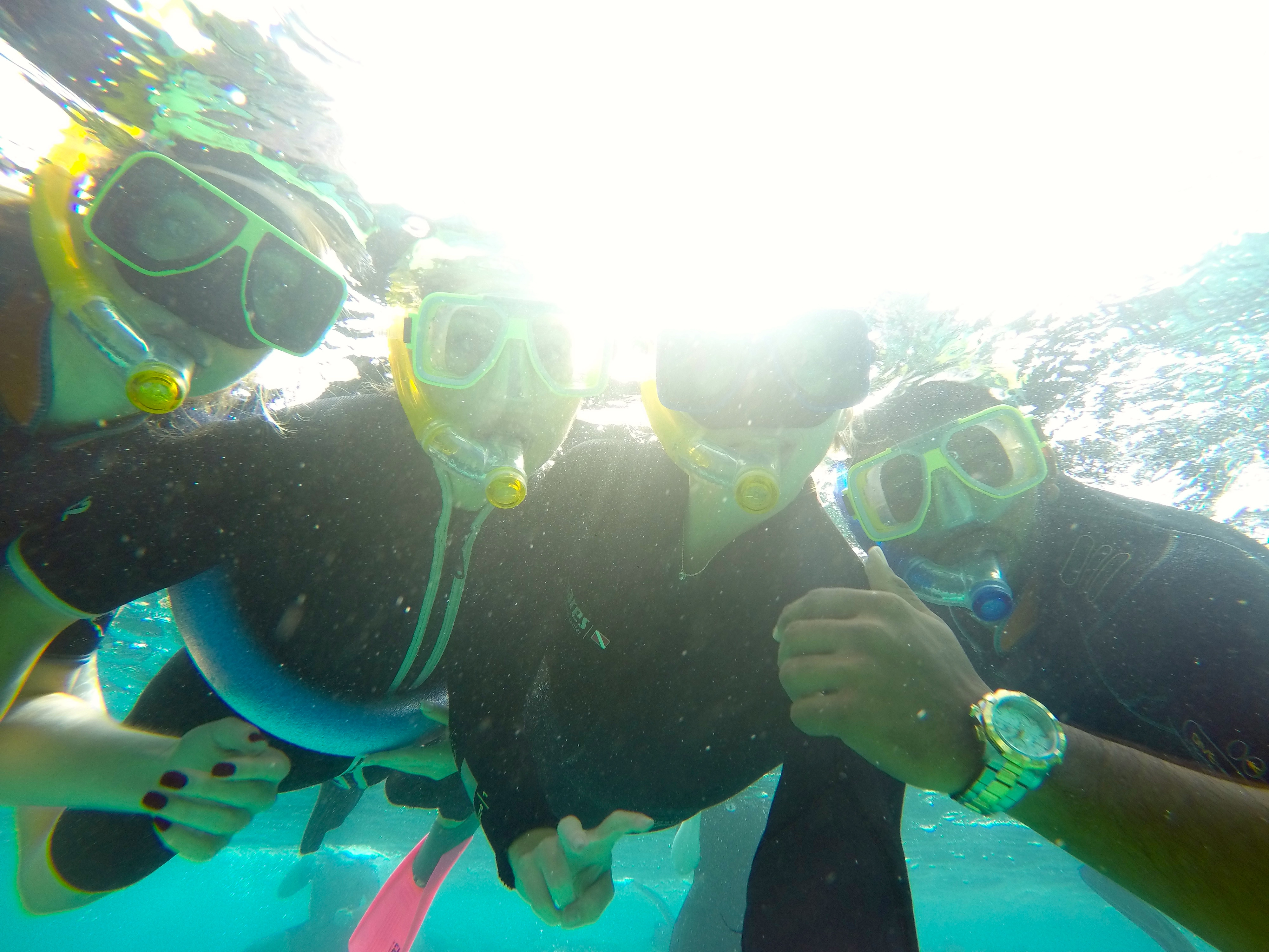Snorkle Selfie