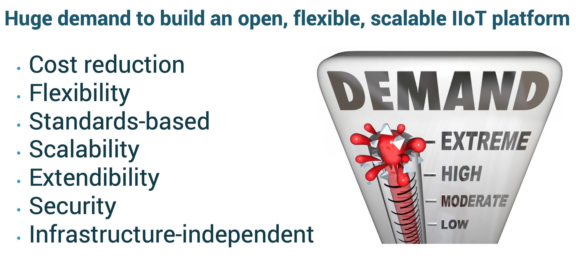 Characteristics of a Flexible IoT Platform