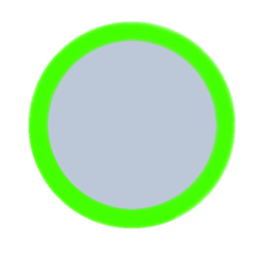 Radial ProgressBar's icon