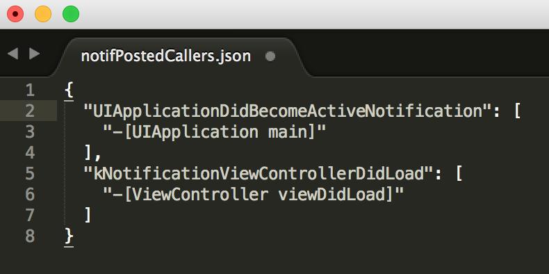 clang-find-duplicate-unused-code-notifPostedCallers