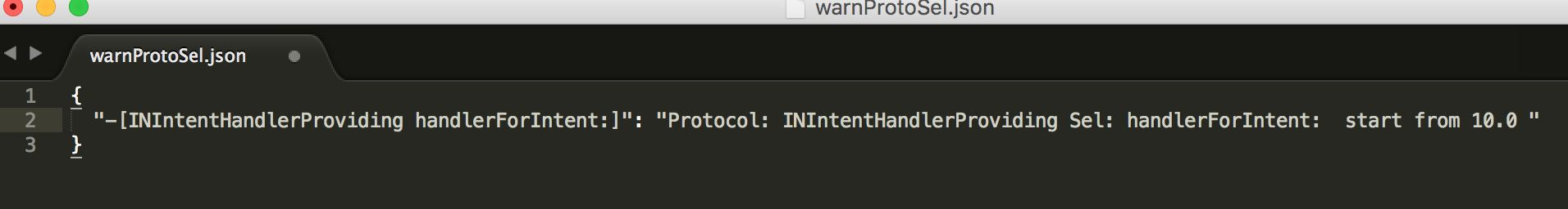 clang-validate-ios-api-warnProtoSel