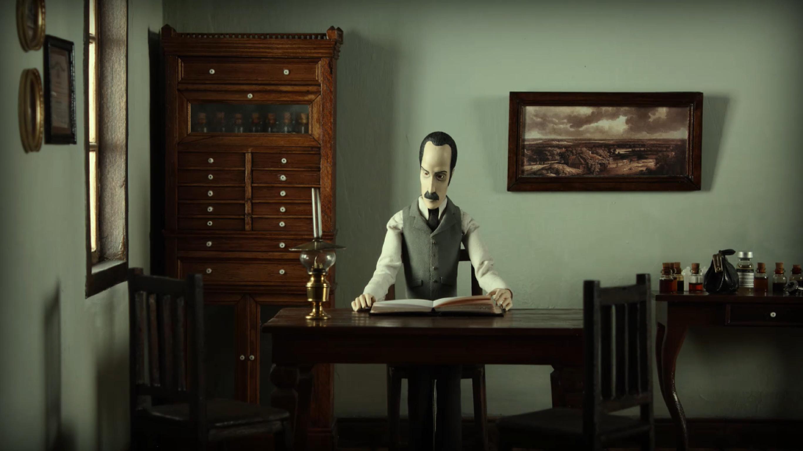 Art Assistance for 'The Village' stop-motion film