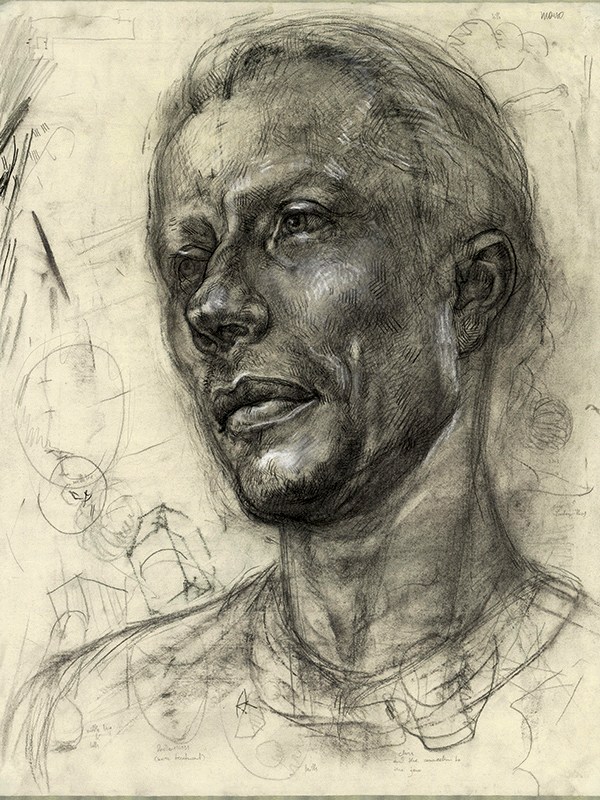Portraits at the Centre for Anatomy and Human ID