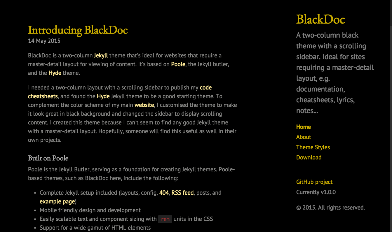 BlackDoc reverse screenshot