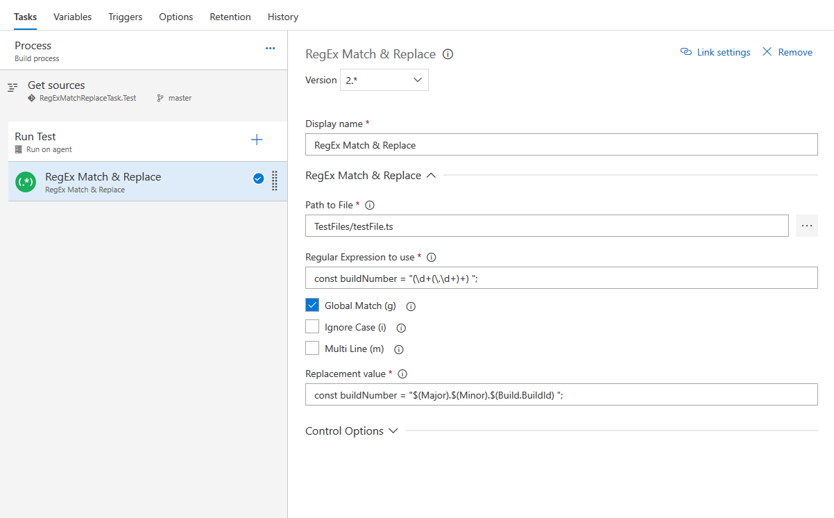 RegEx Match & Replace - Visual Studio Marketplace