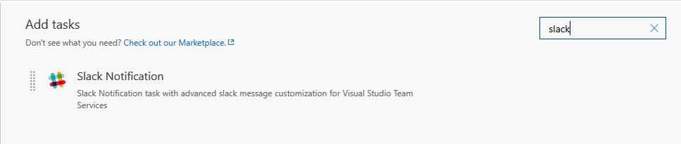 Add Slack Notification Task
