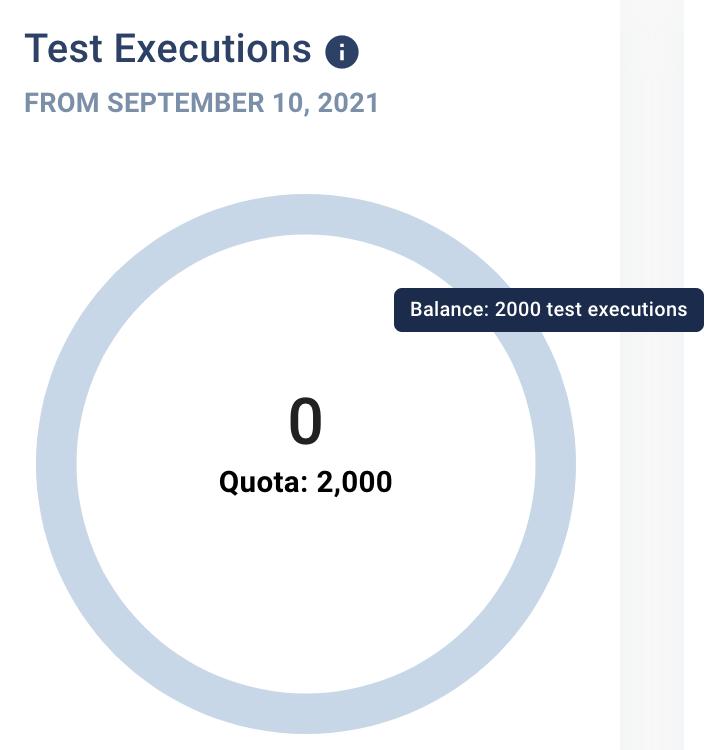 test execution