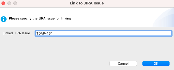 Create a linked issue