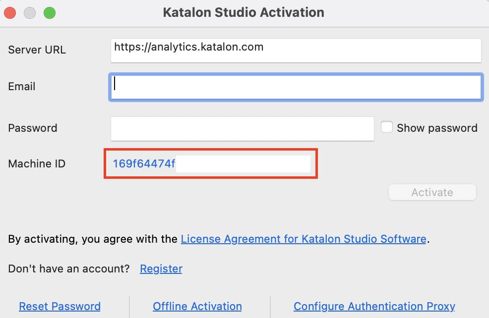 ks activation log