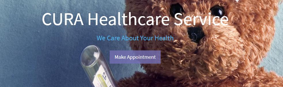 CURA-Healthcare-Service