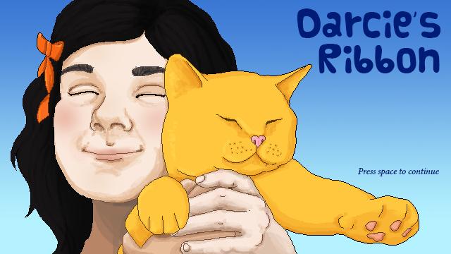 Play Darcie's Ribbon