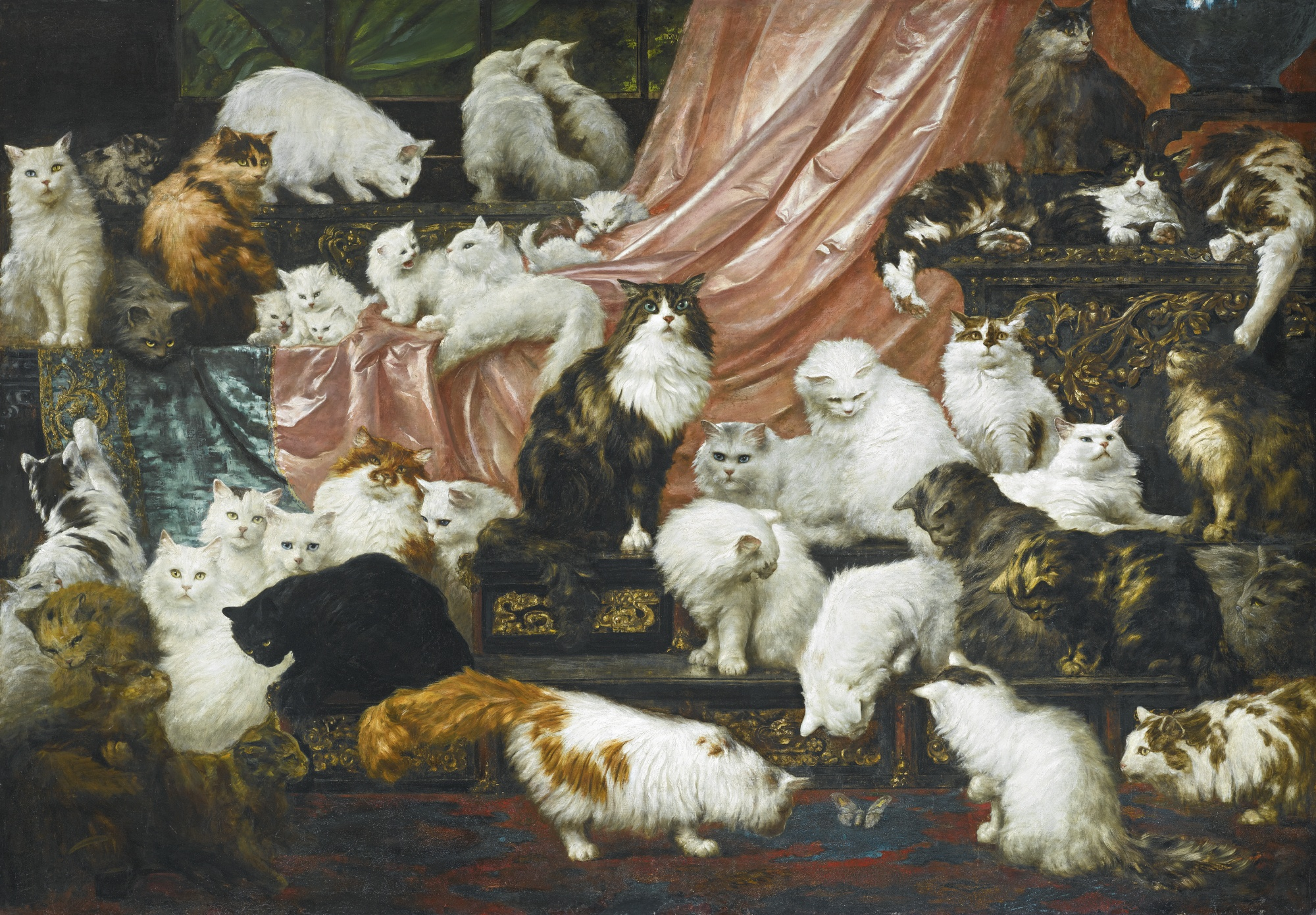 victorian pussy galore