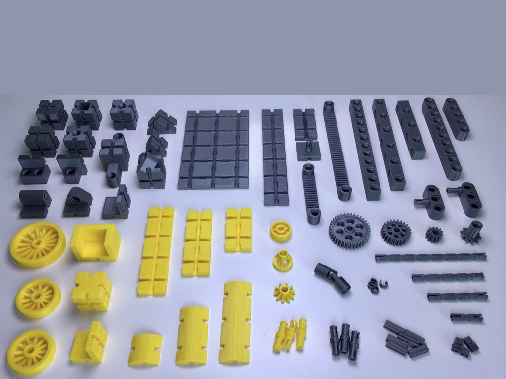Examples of kbricks parts