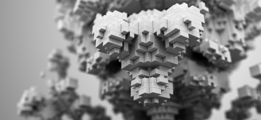 cellular-automata-voxel-shader example
