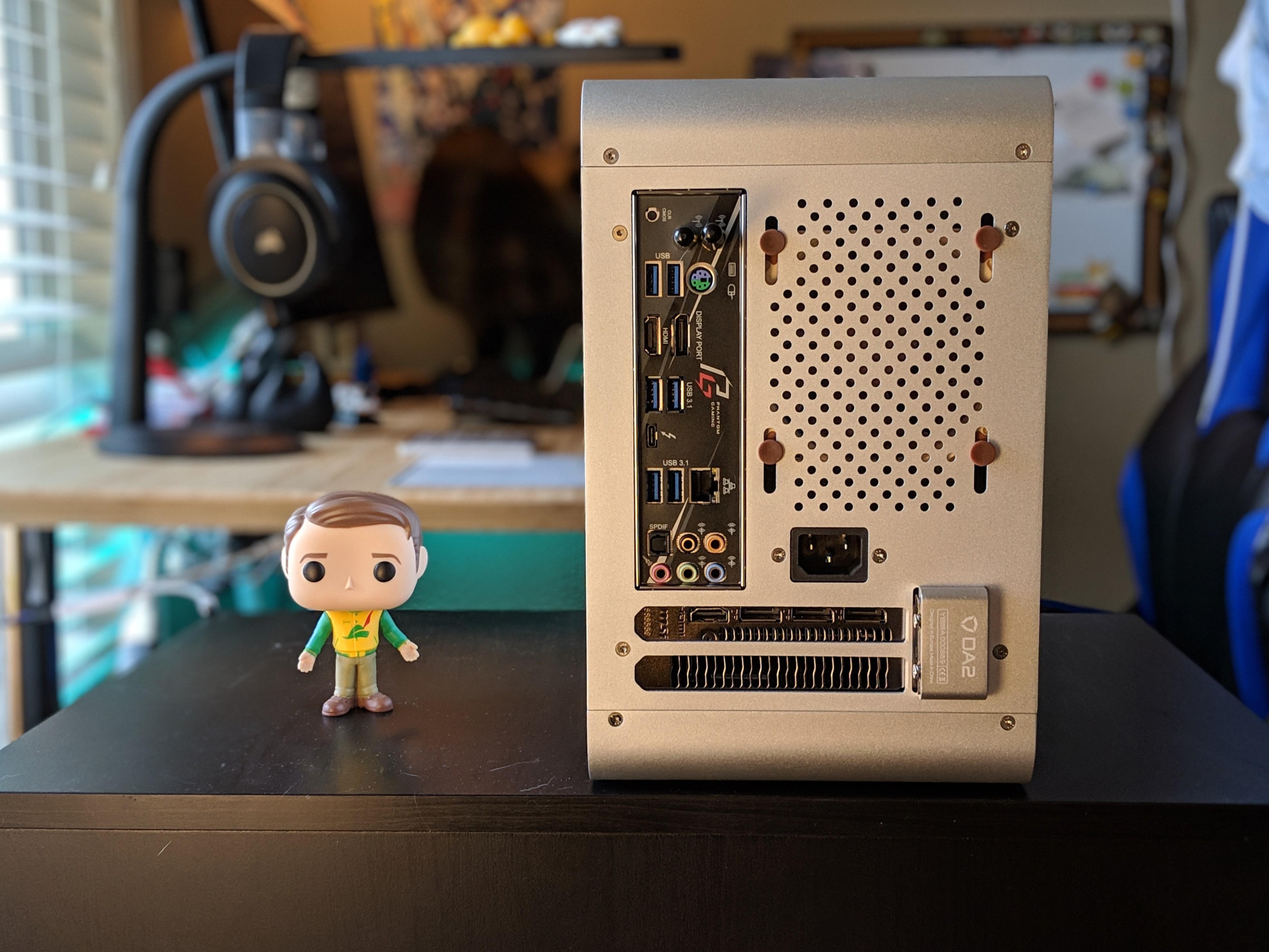 PC Case - Back