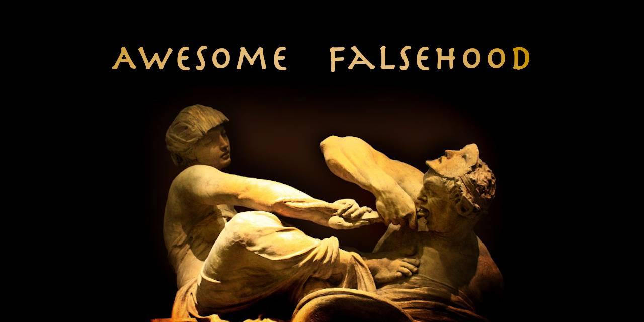 Awesome Falsehood header image