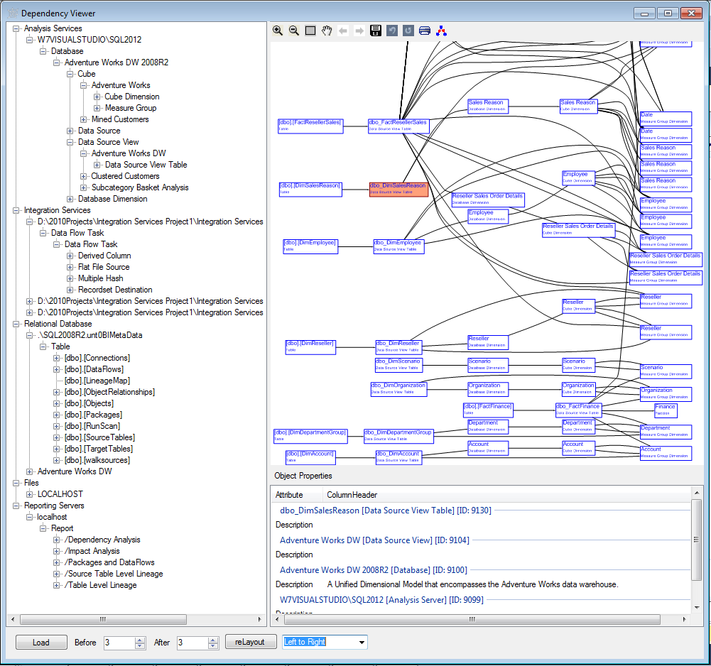 SQL Server Metadata Toolkit