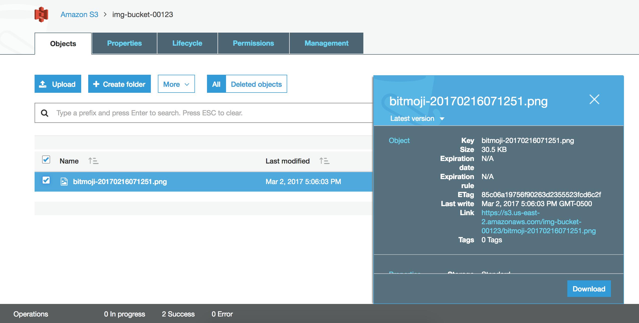 GitHub - keithweaver/python-aws-s3: Demo of AWS S3