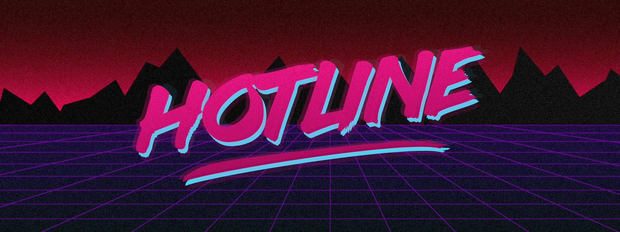 Hotline Logo Banner