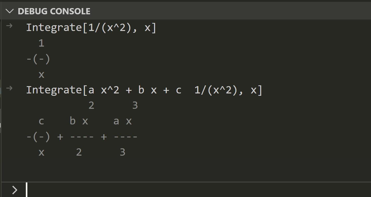 evaluate-debug-console