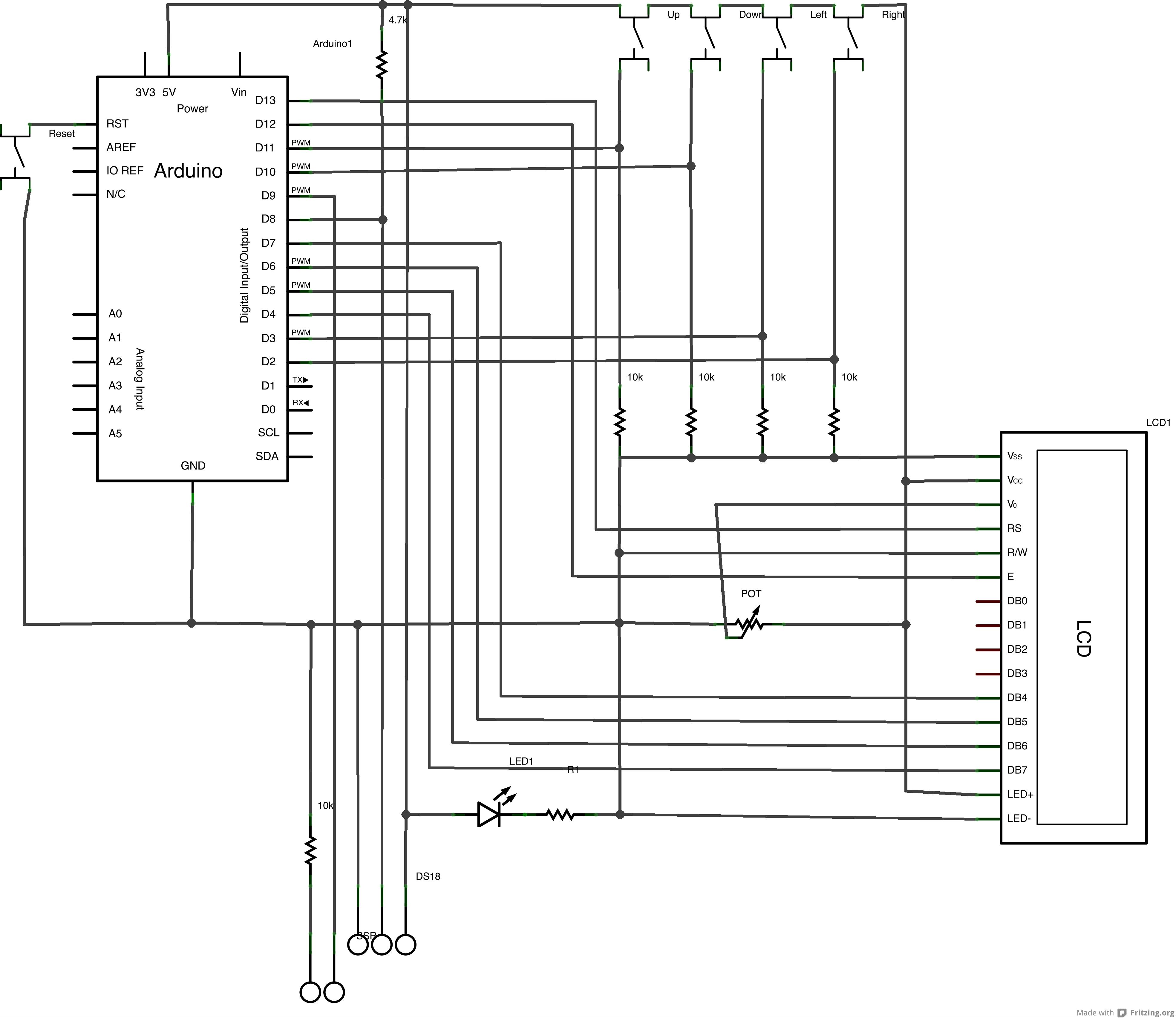 Kerinin arduino thermostat · github