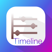 ionic-timeline by kevincobain2000