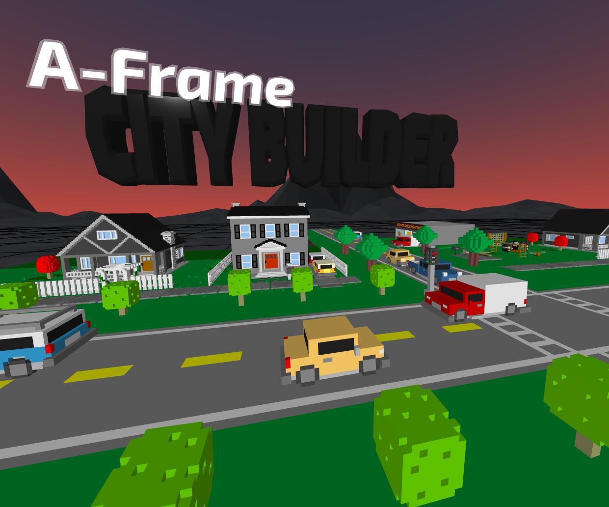 GitHub - kfarr/aframe-city-builder: 🏗 A-Frame project ...