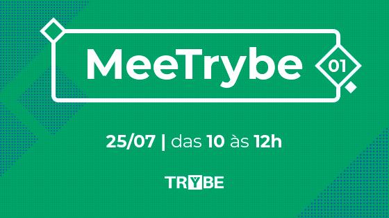 Meetup: 1º Meetrybe - Arquitetura de código