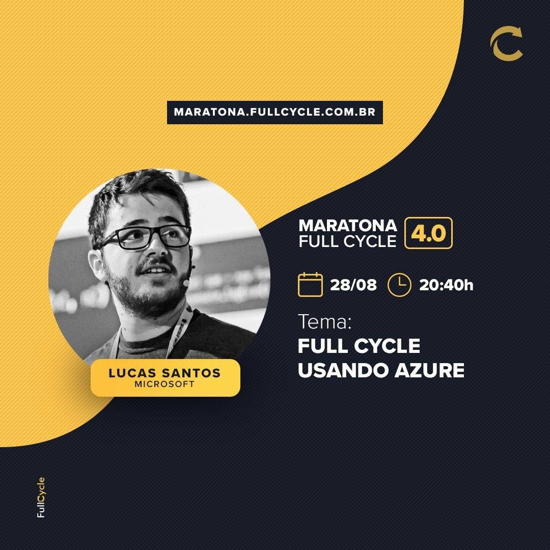Maratona Full Cycle 4.0