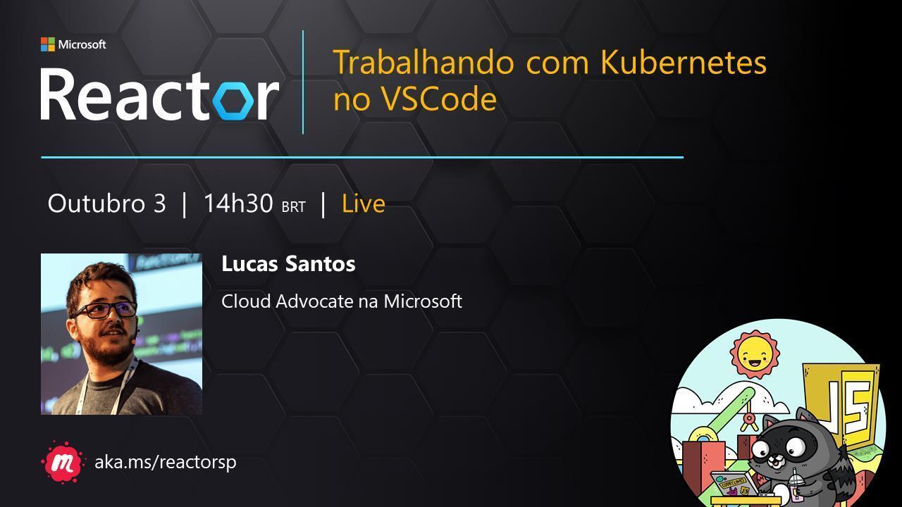 Tornando o VSCode o seu único ambiente de desenvolvimento com Docker e Kubernetes