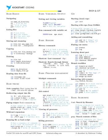 cli-bash PDF thumbnail